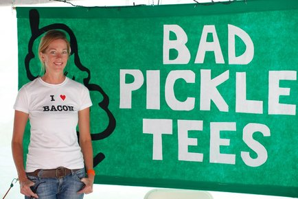 Bad Pickle Tees