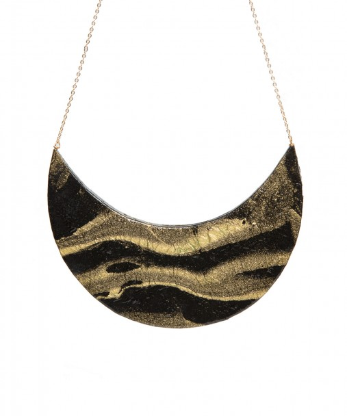 black-crescent-breastplate-paper-necklace-anna-v